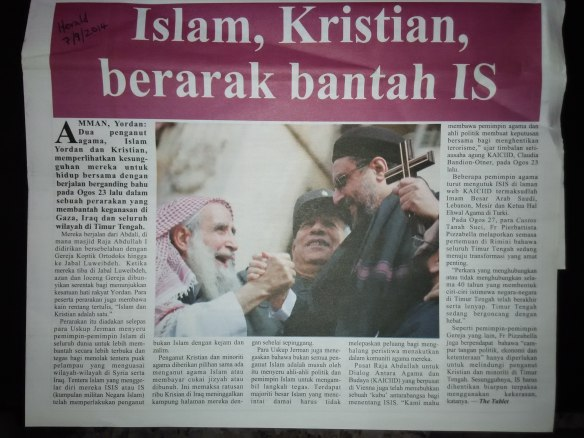 Article from HERALD Malaysia